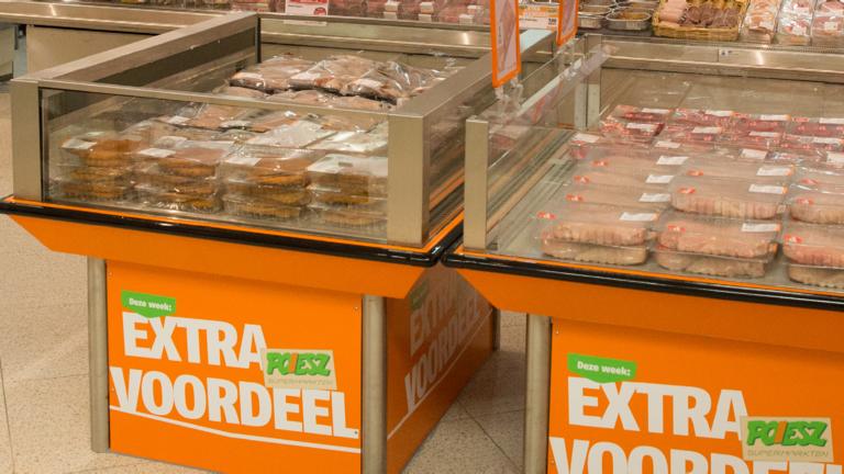 Vlees Aanbieding Scherp Geprijsd Bij Poiesz Supermarkten