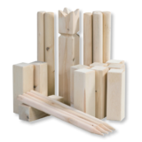 Play Kubb game