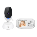 "Motorola 2.8"" Video Baby Monitor"