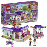 Lego Friends kunstcafé