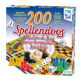 Clown Games 200 spellendoos